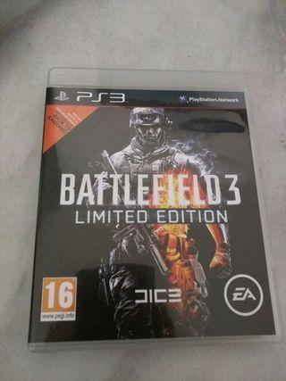 Battlefield 3 edicion limitada ps3