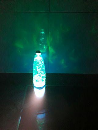 Lámpara luz brillo