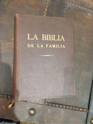 Vendo Biblia de la familia 1953