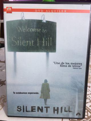 Película dvd sillent hill