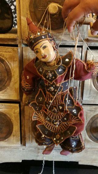 Marioneta Birmana