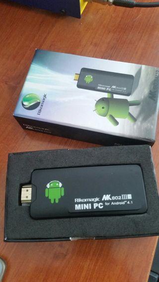 Android para televisión