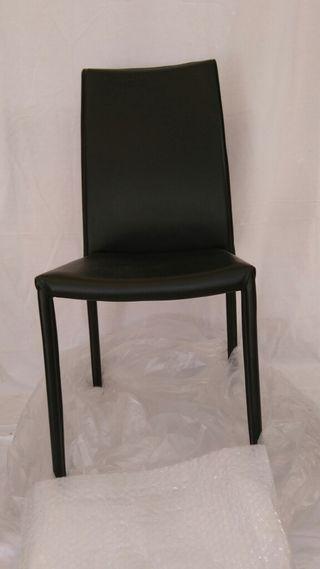 Conjunto 6 sillas modernas nuevas marca Mavilop.