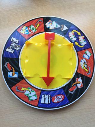 Ruleta Uno spin