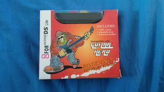 Complemento Guitar Hero - Nintendo DS Lite