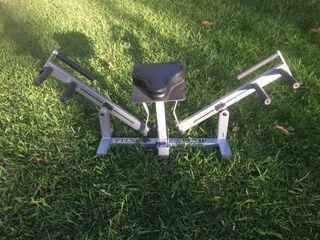 Banco flexiones fitness pump Anghel Sport