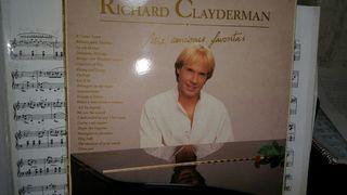 Vinilo de Richard clayderman.
