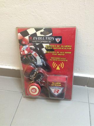 Alarma moto nueva