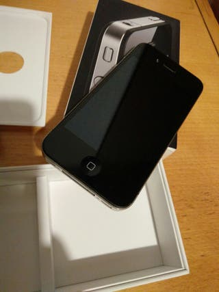 Iphone 4 negro 16 gb