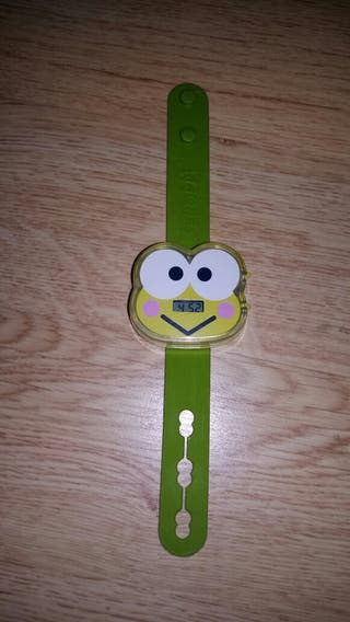 Reloj digital mascota Hello Kitty