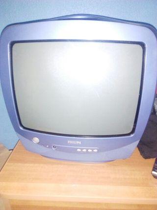 """Television de 14"""""""