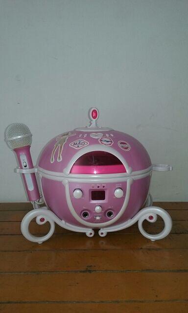 Reproductor Cd y Karaoke