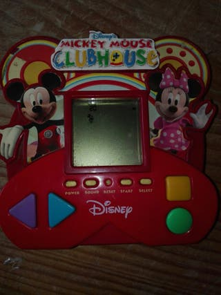 Maquinita de mickey mouse
