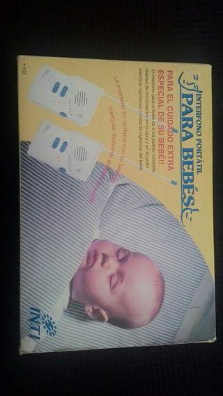 Interfono para bebés