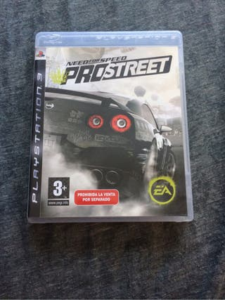 Juego playstation 3 NEWD FOR SPEED