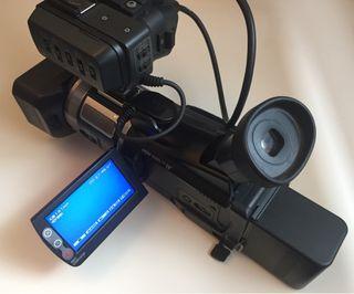 Videocámara Sony HVR-A1E