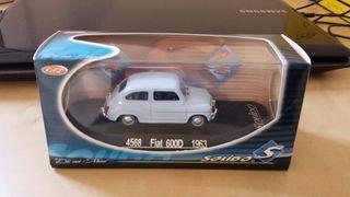 Fiat 600D Solido 1/43