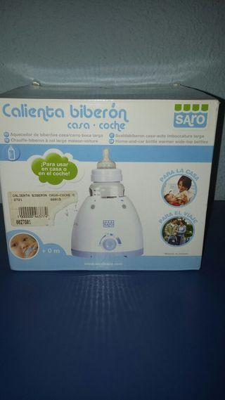 Calienta Biberones Saro Casa-Coche