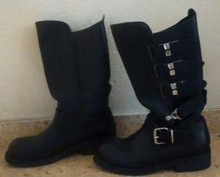 Botas de motero baratas