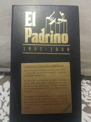 Edición coleccionista EL PADRINO