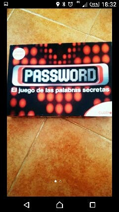 Oferta!! Juego Password