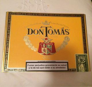 Caja de puros