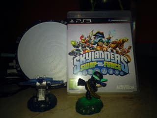 Skyelanders swap force para ps3