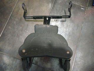 Patin para carro/silla adaptable