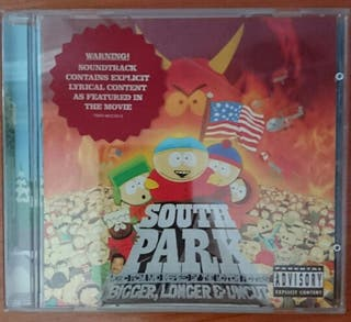 Cd bso south park