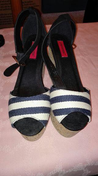 Sandalias con plataforma