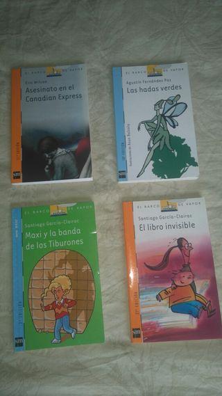 Libros de lectura de segunda mano por 5 en torrej n de ardoz en wallapop - Libreria torrejon de ardoz ...