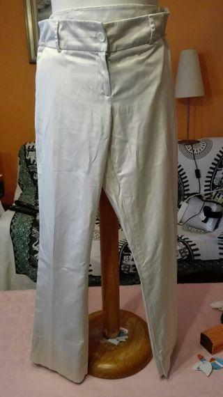 Pantalón raso lycra