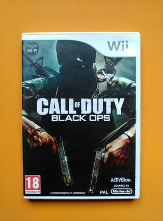Call of Duty Black Ops Wii