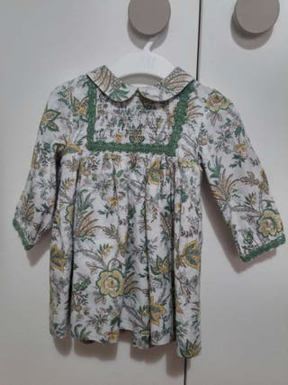 Vestido talla 12-18 NECK&NECK