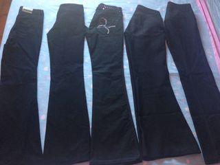 Pantalones marca 5€