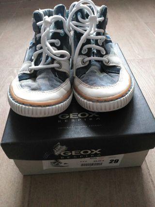 Zapatillas niño Geox