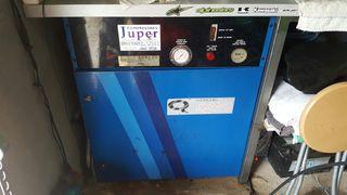 Compresor de aire insonoro