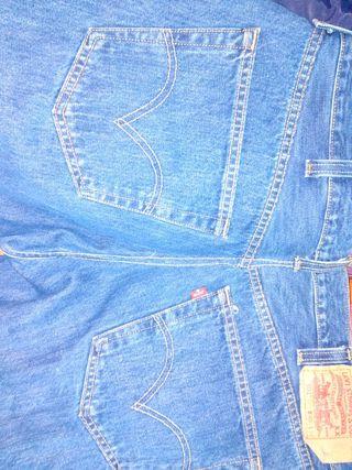 Pantalon Levi Strauss 501 W40 L34