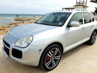 Porsche cayenne turbo 450 cv!!!!!