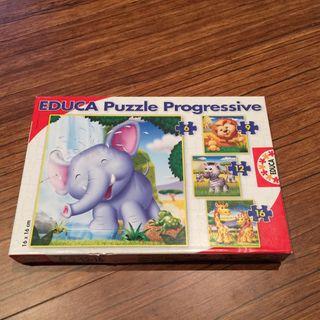 Puzzle Educa
