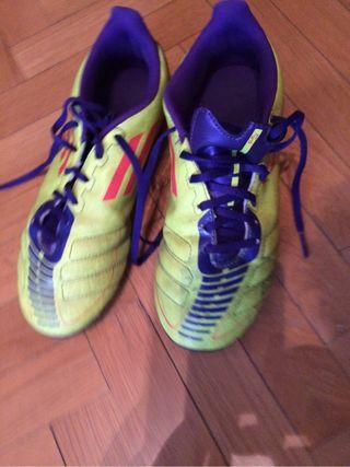 Botas de fufbol