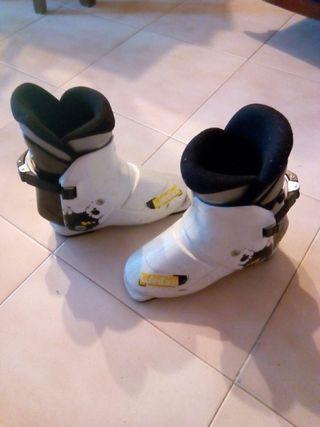 Botas de esquis