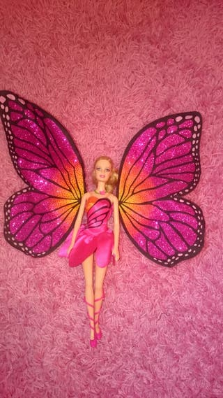 Barbye mariposa