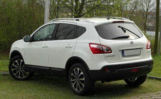 Nissan Qashqai + 2 diésel