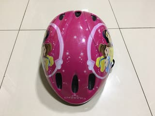 Casco DISNEY niña