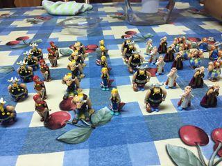 coleccion de Asterix y Obelix