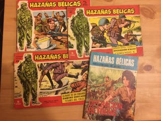 Hazañas bélicas Nostalgia Vintage Retro 1958, 1969