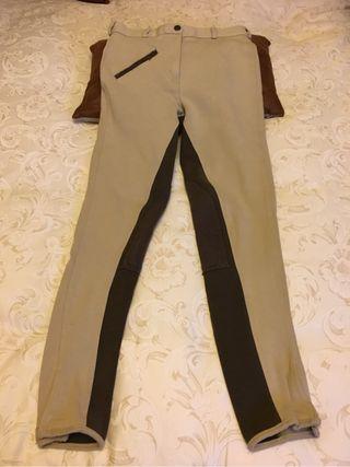 Pantalón de hipica de COTTON NATURALS (calidad)