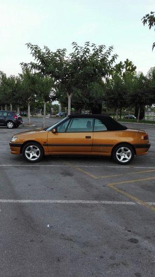 Peugeot 306 cabrio , telefono 609980623