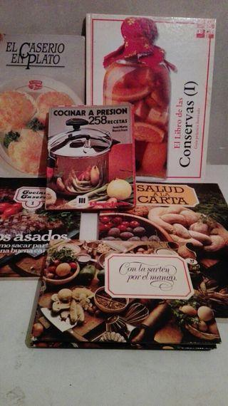 Llibres de cuina